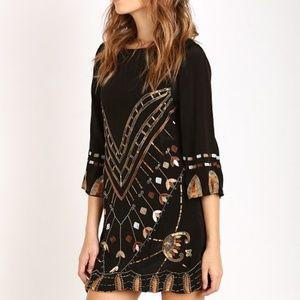 JENS PIRATE BOOTY BLACK MAGIC DRESS